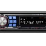 ضبط ماشین آلپاین CDA 9883E | هدیونیت آلپاین CDA 9883E alpine