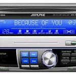 ضبط آلپاین CDA W925E | ضبط alpine CDA- W925E