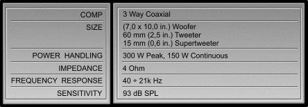 اسپیکر هرتز DCX 710-3 | اسپیکر hertz DCX 710-3