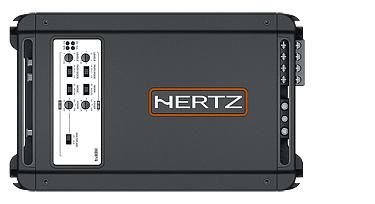 آمپلی فایر هرتز HDP 4 | آمپلی فایر hertz HDP 4