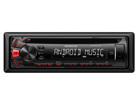 رادیو پخش کنوود u2263 | رادیو پخش kenwood u2263