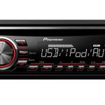 پخش کننده خودرو پایونیر DEH X2750UI | پخش کننده خودرو Pioneer DEH X2750UI