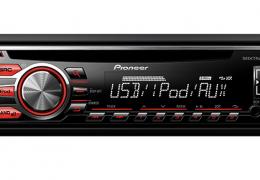 pioneer headunit 2750