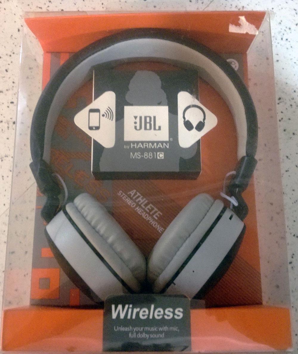 هدفون بلوتوث جی بی ال jbl bluetoth headphone